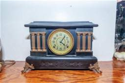 Seth Thomas Mantle Clock in Classical Case of