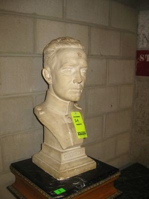 2A: Figural Bust of Admiral Byrd