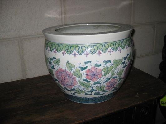 6: Porcelain Jardiniere