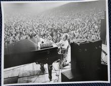 Elton John The Doors 11 x 14 Photo by Joe Sia