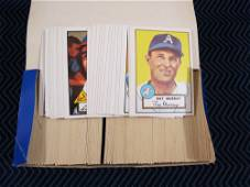 1952 Topps Baseball Card Reprint Set 402 Cards