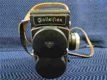 Rollei Rolleiflex 4.0 FW TLR Film Camera
