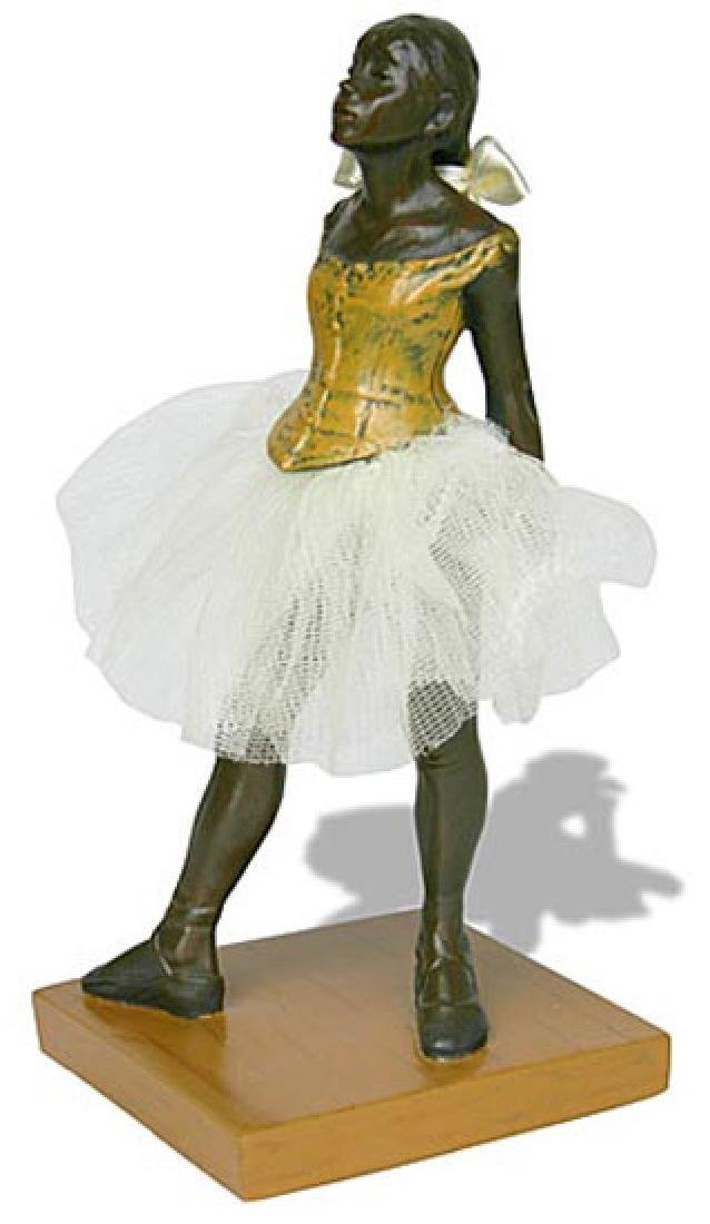 Edgar Degas THE FOURTEEN YEAR OLD DANCER Sculpture