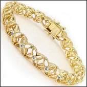 074 CTW Diamond Designer Bracelet