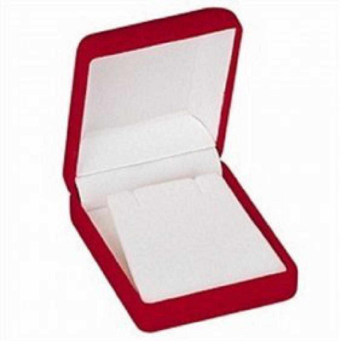 7.69 CT White Opal & Diamond Designer Necklace - 2