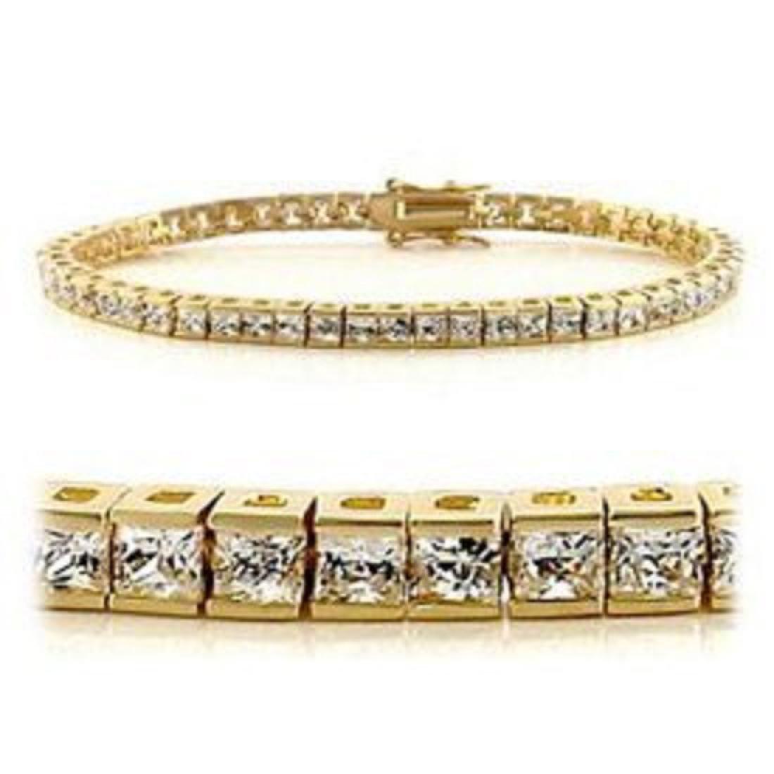 0.84 CT Diamond Designer Bracelet $1615