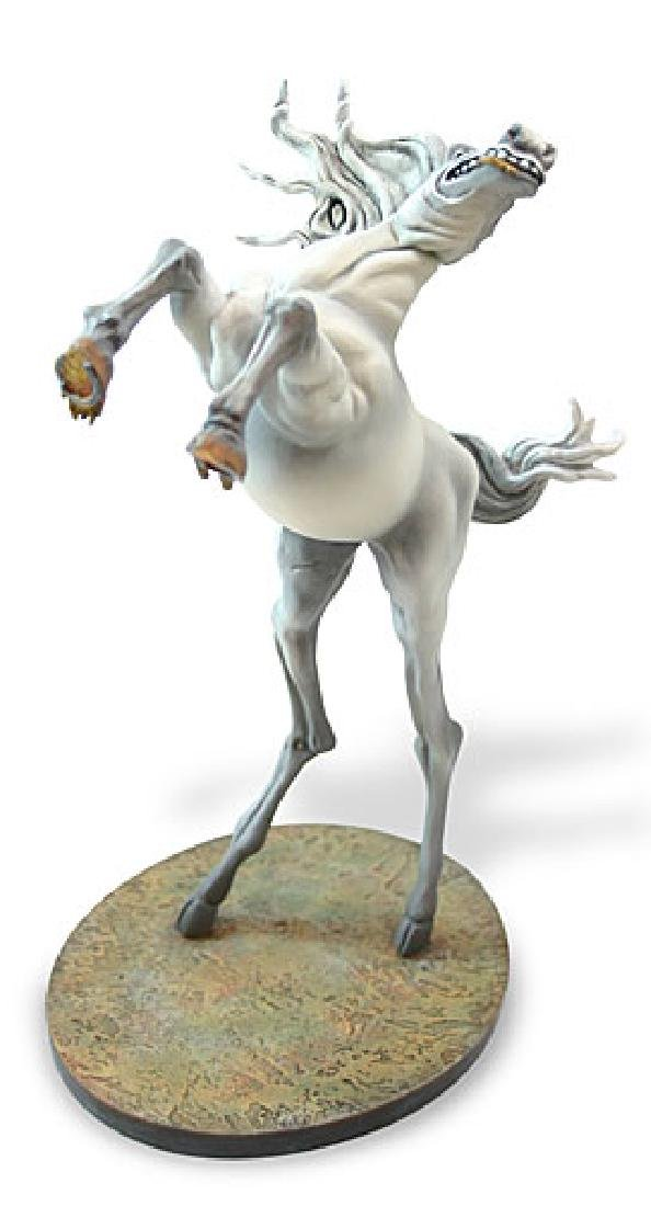 Salvador Dali HORSE Sculpture