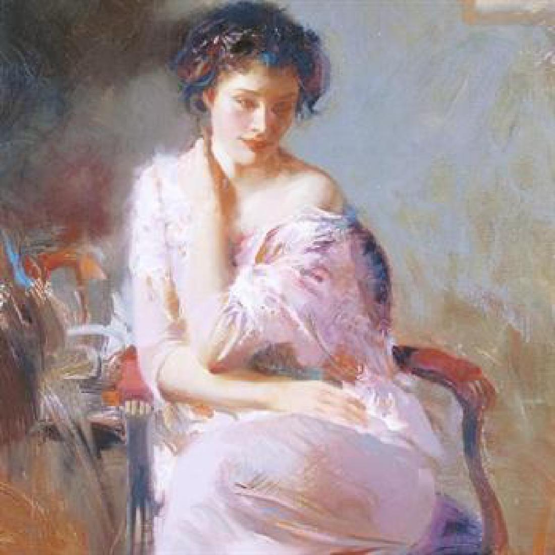 "Pino ""SUBLIME BEAUTY"" Ltd Ed. Giclee on Canvas"