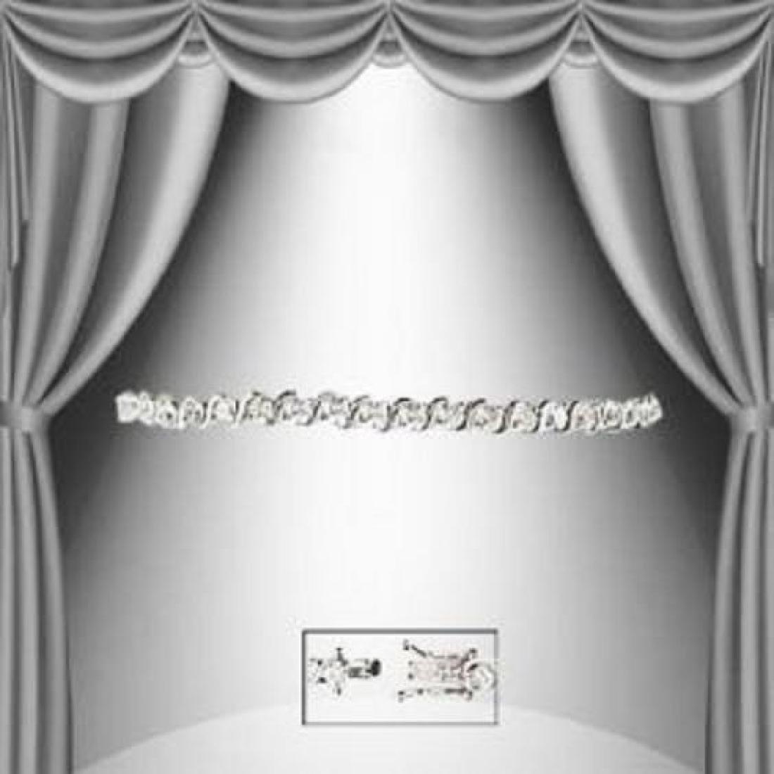 0.67 CT Diamond Designer Bracelet