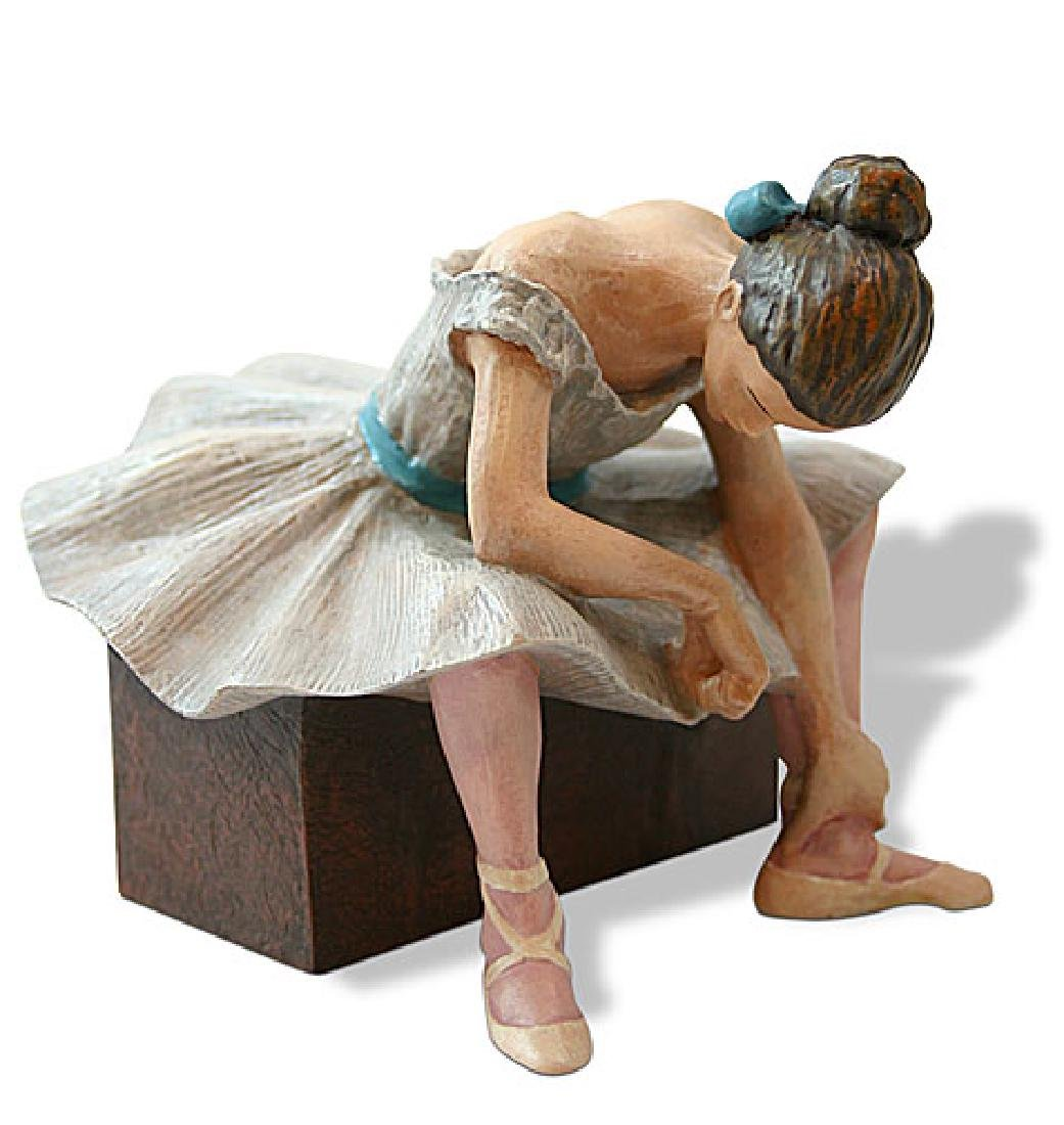 Edgar Degas L'ATTENTE Sculpture
