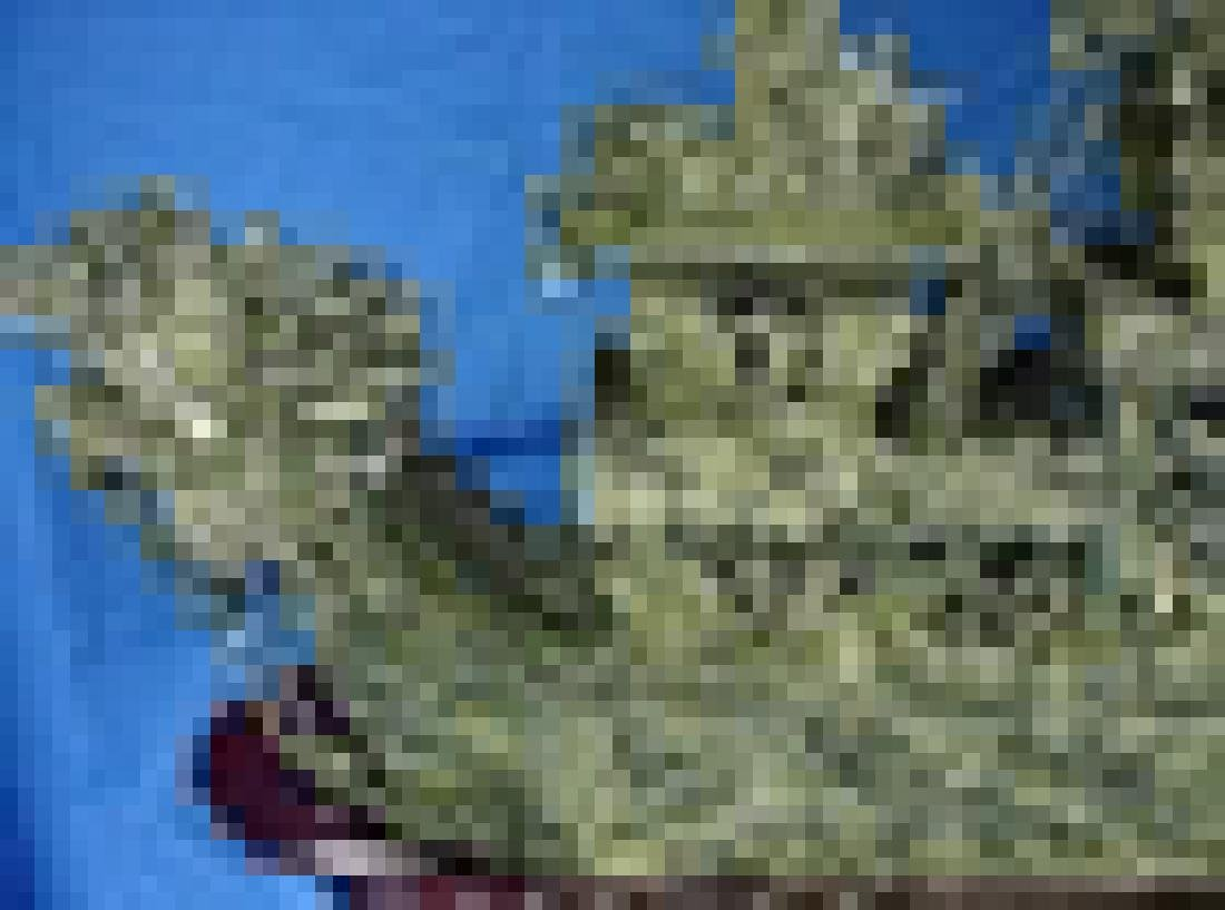 "LARGE 48"" GREEN JADE DRAGON BOAT - 3"