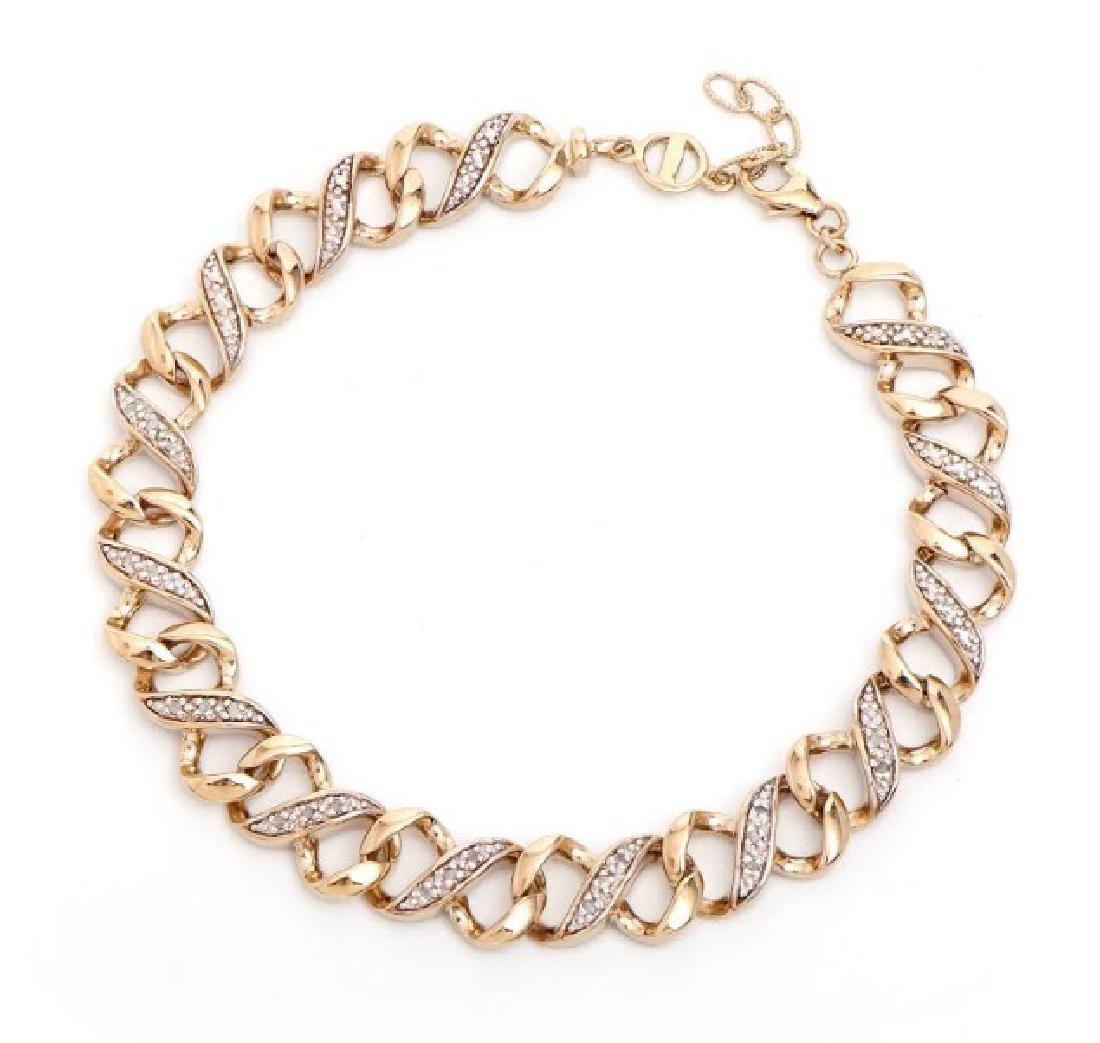0.84 CT Diamond Designer Bracelet $1,765