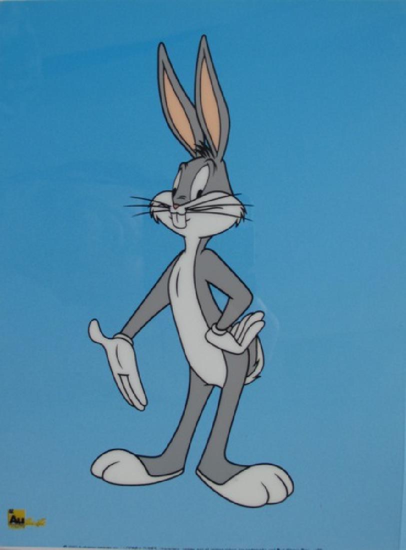 Warner Bros BUGS BUNNY Standing Sericel
