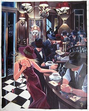 10: Victor Ostrovsky FAREWELL Hand Signed