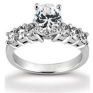 1.20 Cts Diamond Ring Appraised at $15,600