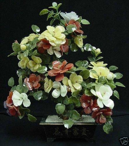 2: Beautiful Jade Bonsai Flower Tree