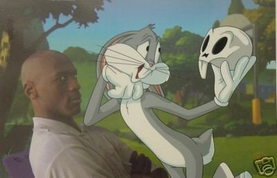 5: BUGS BUNNY MICHAEL JORDAN TO PLAY OR NOT TO PLAY
