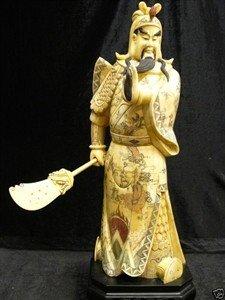 4: ANTIQUE BONE WARRIOR-THE GENERAL KWAN