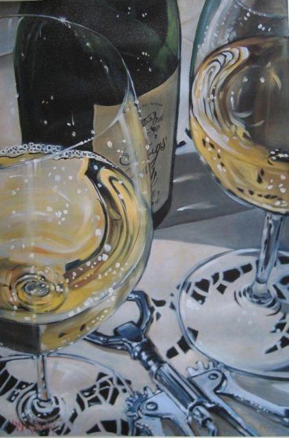 8: Victor Ostrovsky WHITE NIGHT Ltd Ed. Giclee