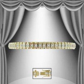 1.83 CTW Diamond Tennis Bracelet