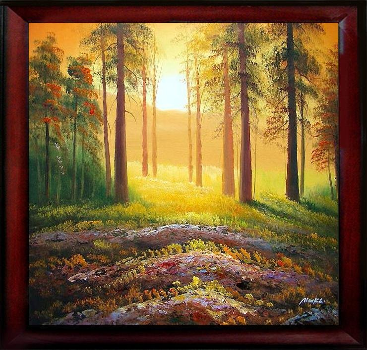 198: A New Dawn, Fine Art Painting