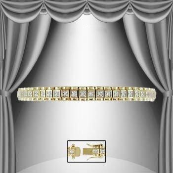 79: 1.83 CTW Diamond Tennis Bracelet