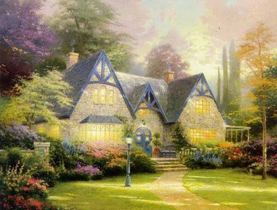 233: Thomas Kinkade Winsor Manor