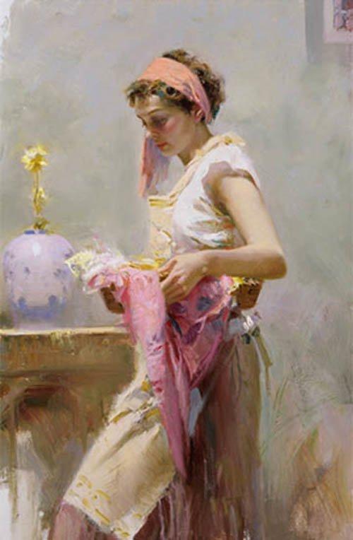 "Pino ""DREAM CATCHER"" Ltd Ed. Giclee on Canvas"