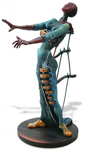 Dali WOMAN WITH DRAWERS Sculpture