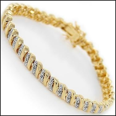 1.75 CTW Diamond Tennis Bracelet