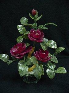 Red Jade Bonsai Roses