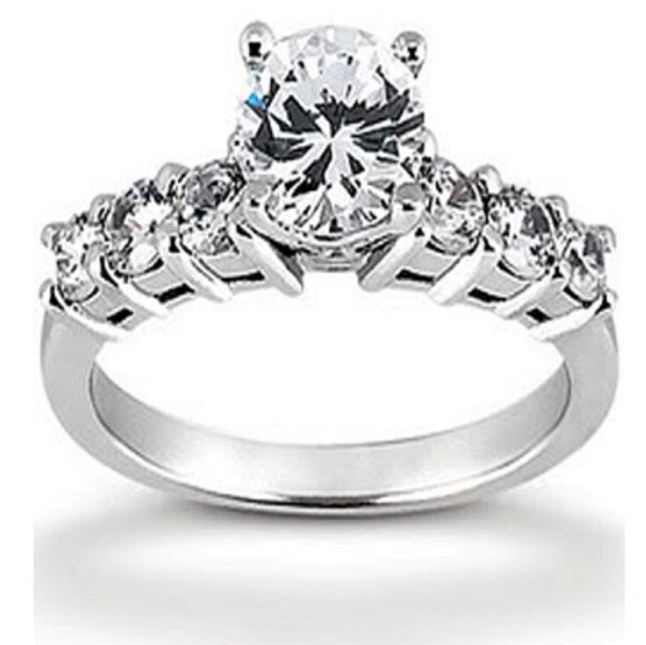 1.31 Cts Certified Diamond 14K Designer Ring $15,600.00