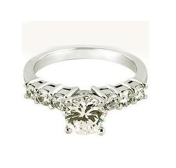 1.31 Cts Certified Diamond 14K Designer Ring $15,600.00 - 3