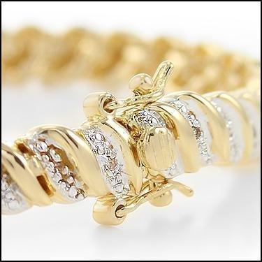 1.75 CTW Diamond Tennis Bracelet - 3