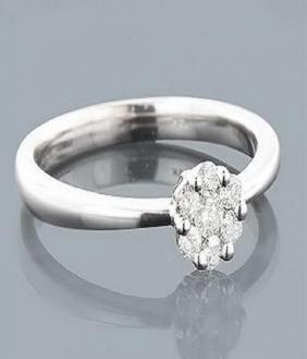 .20 ctw Diamond Ring Appraised $4,950