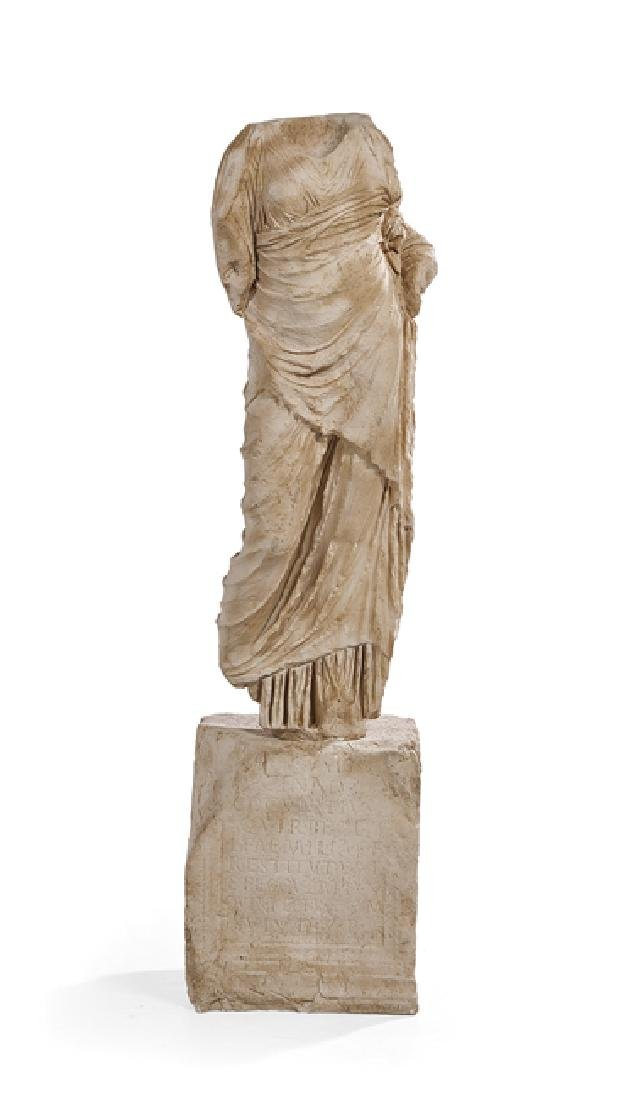 Composition Figure of an Roman Woman