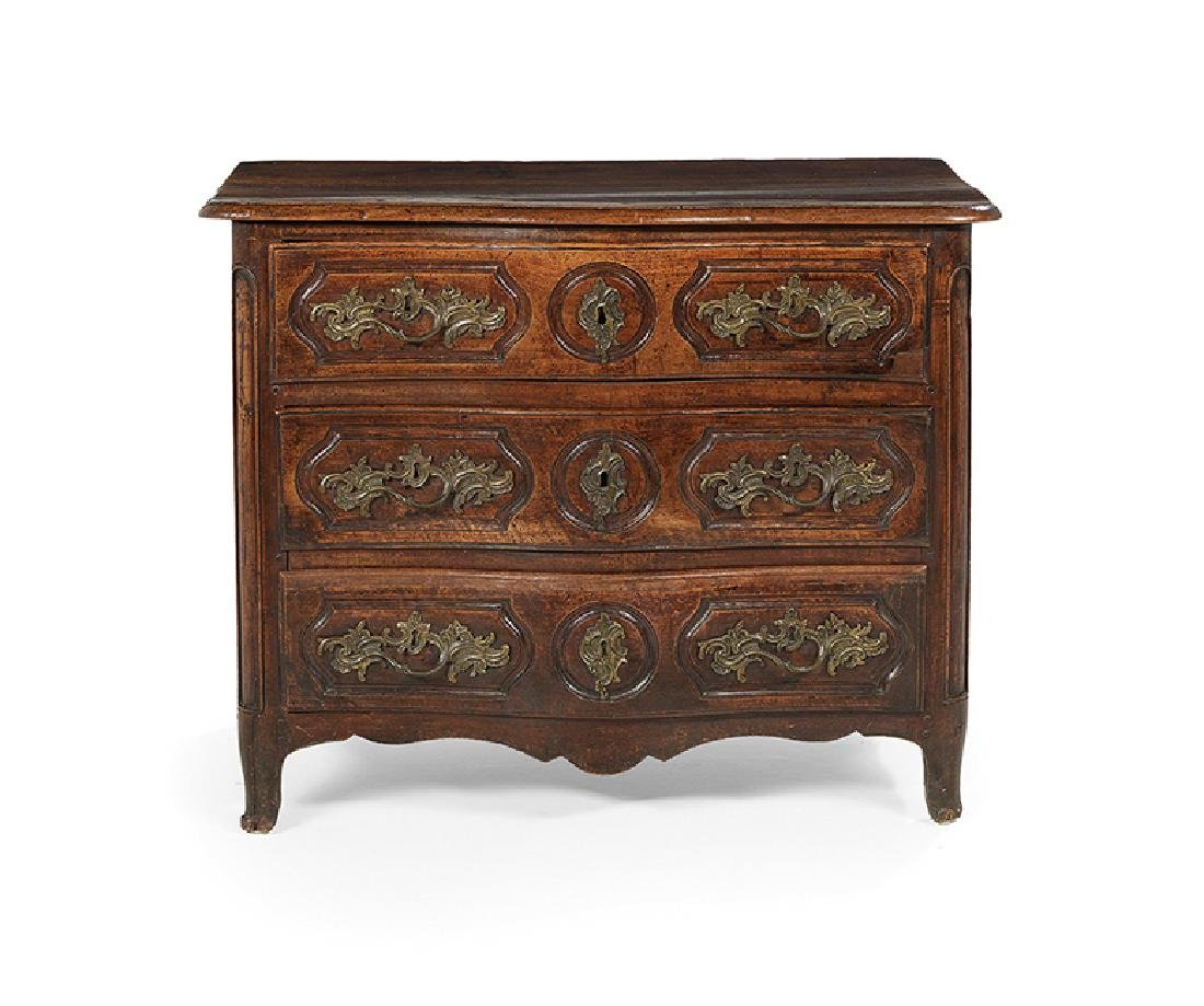Regence Fruitwood Commode
