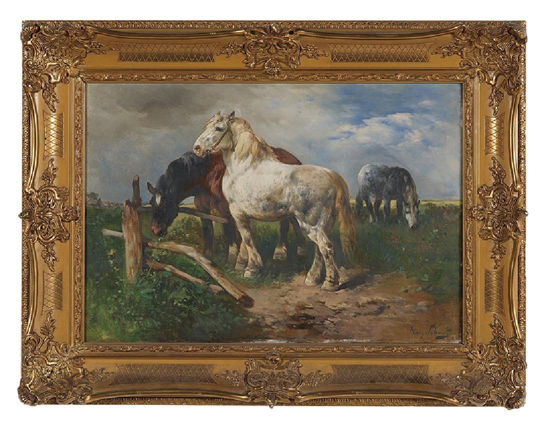 Henry Schouten (Belgian, 1864/1867-1927)