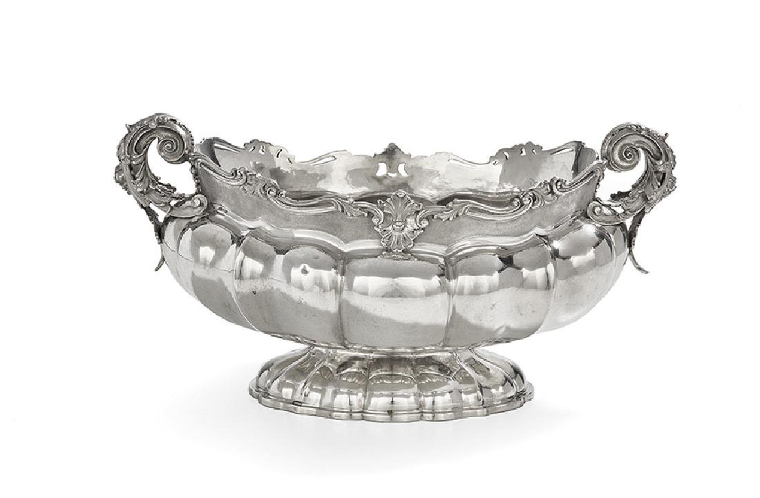 Buccellati Sterling Silver Center Bowl
