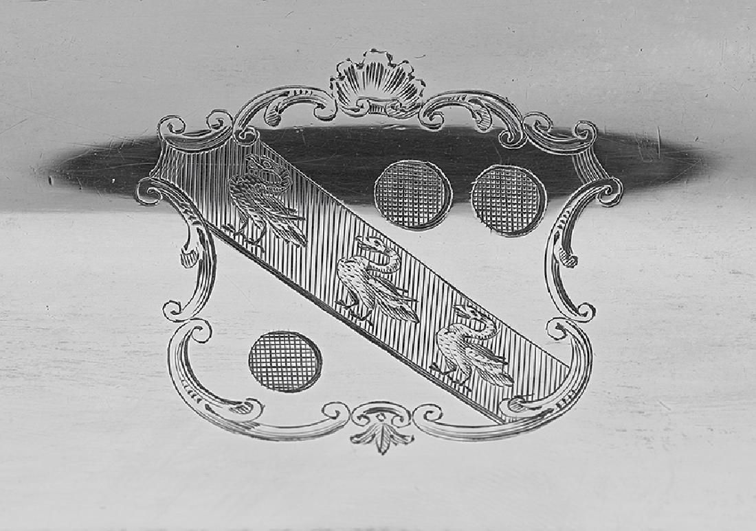 Paul Storr (1771-1844) Silver Entree Dish - 2