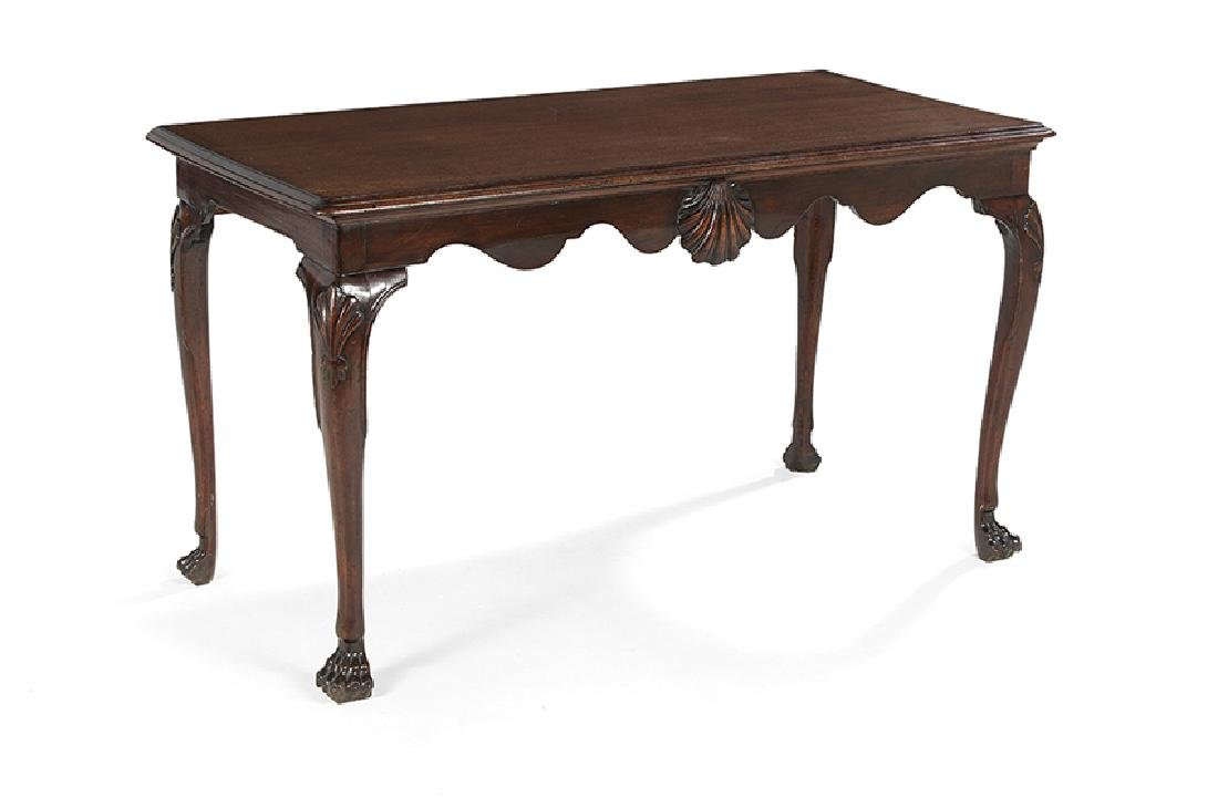 Irish George II Mahogany Serving Table - 2