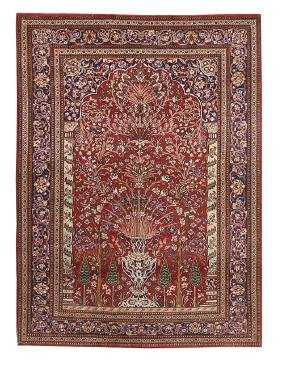 Indo Kashan Carpet