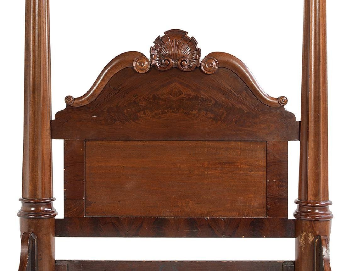Fine Mahogany Tester Bed - 2