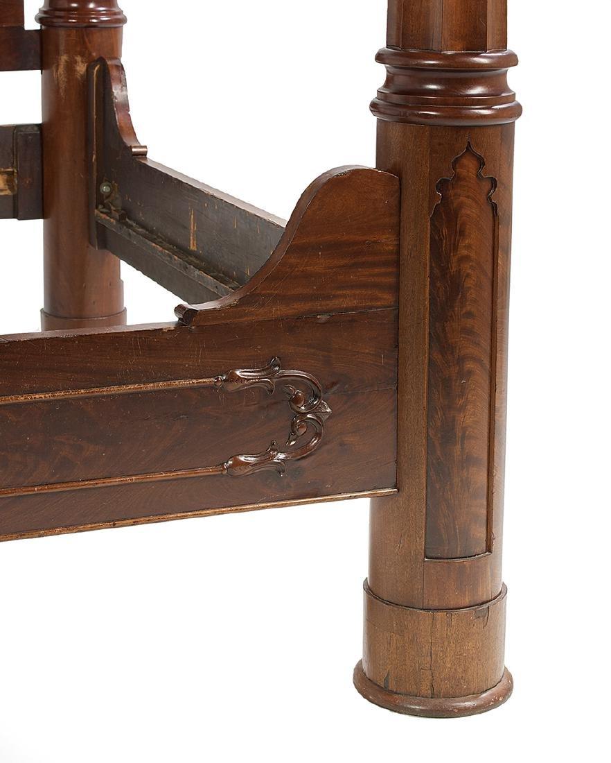 Fine Mahogany Tester Bed - 3