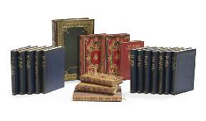 Nineteen Decorative Bindings of French Interest