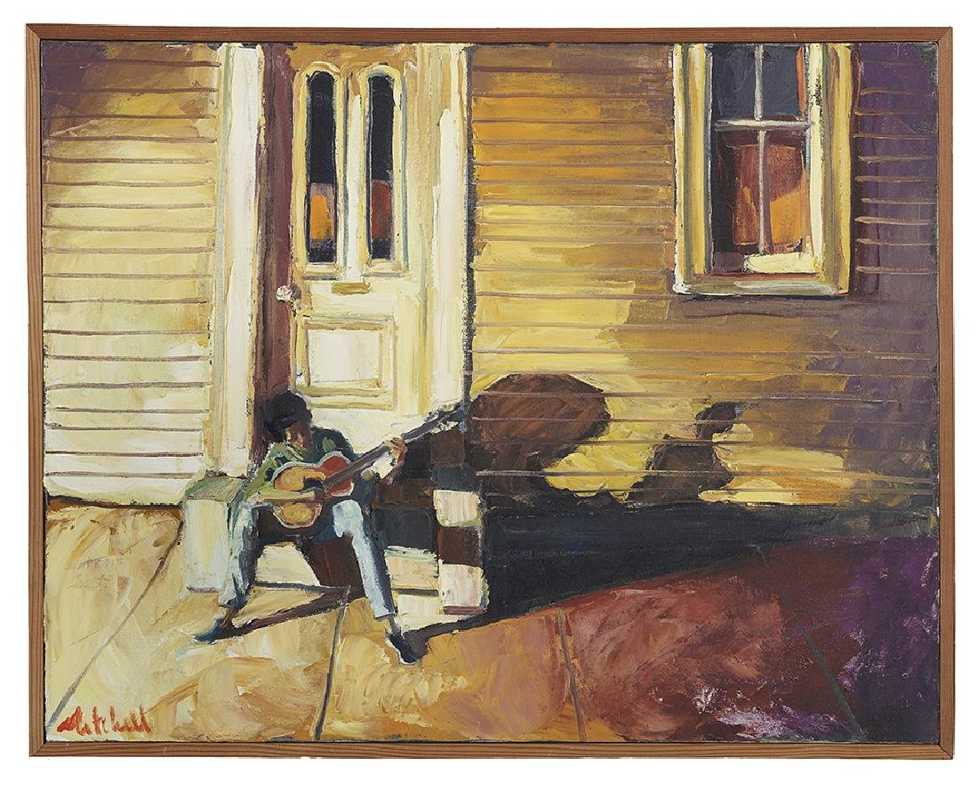 James Michalopoulos (American/Louisiana, b. 1951)