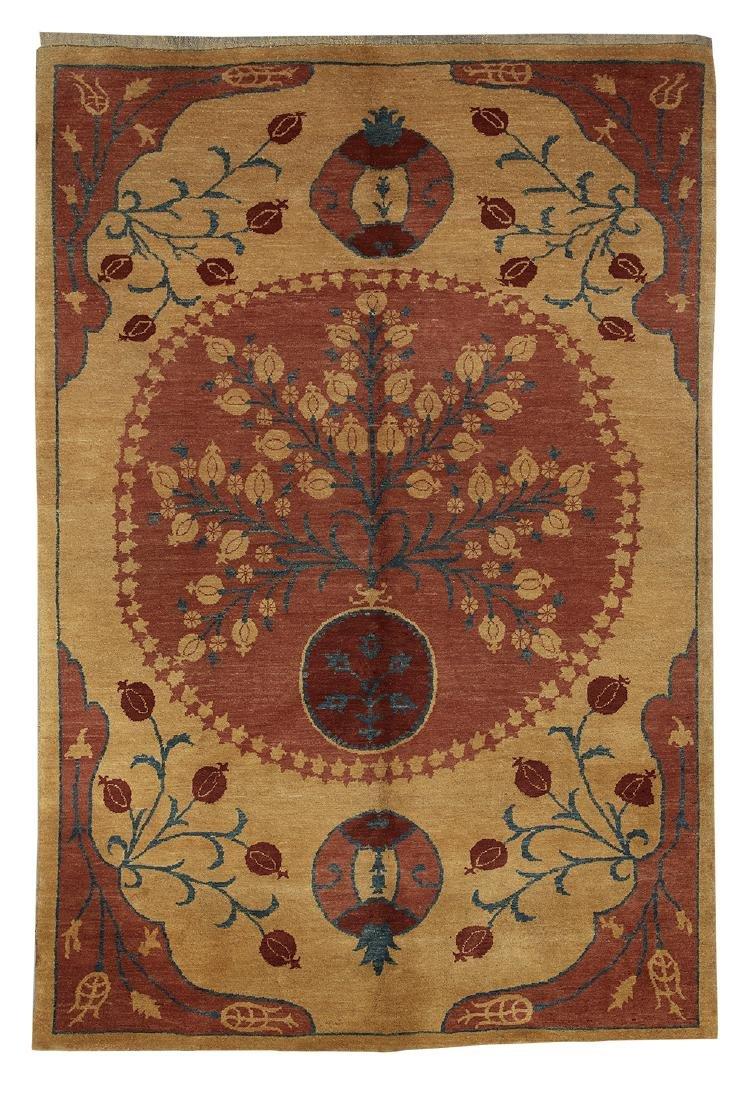 Peshawar Hotan Carpet