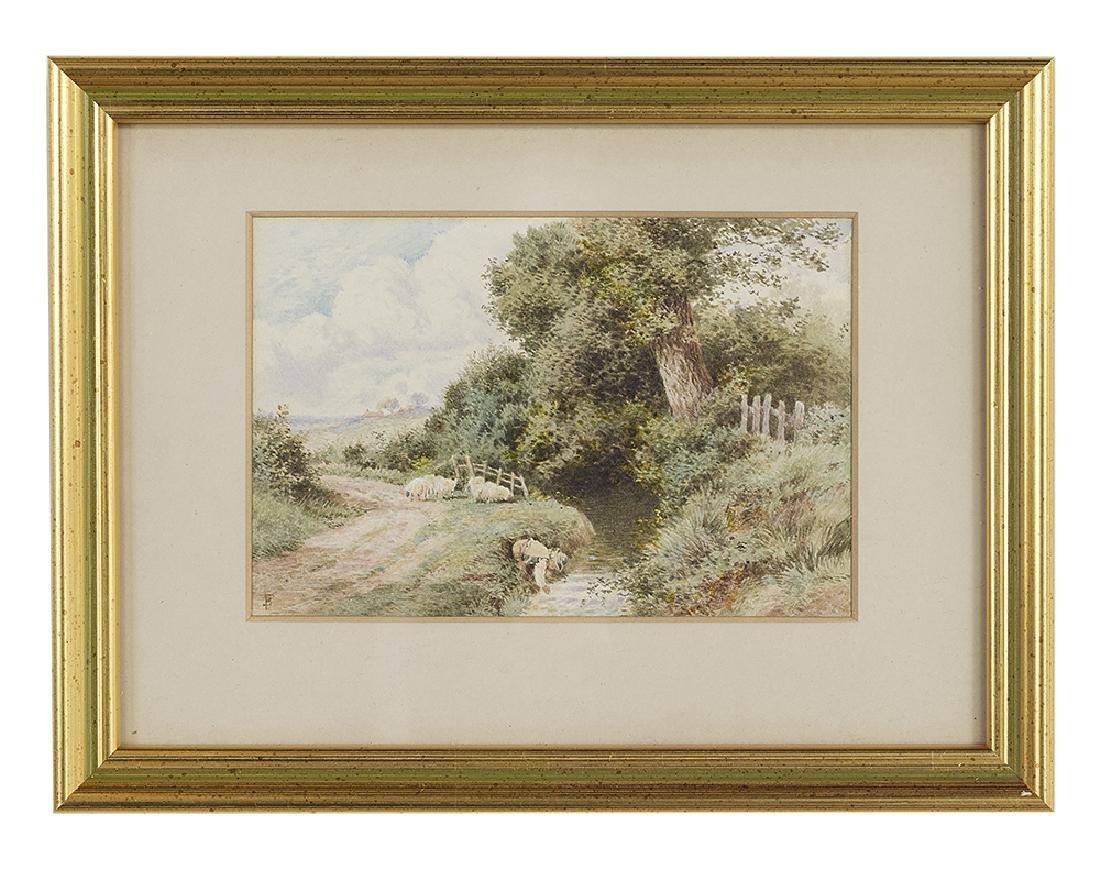 Myles Birket Foster, (British, 1825-1899)