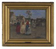 Attr. to Sandor Bihari, (Hungarian, 1855/56-1906)