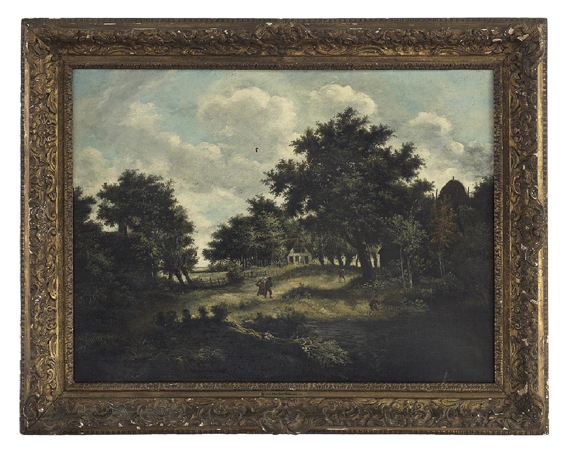 Attr. to Meindert Hobbema, (Dutch, 1638-1709)